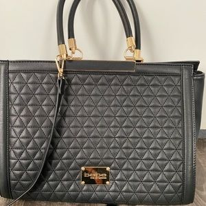 bebe handbag/satchel